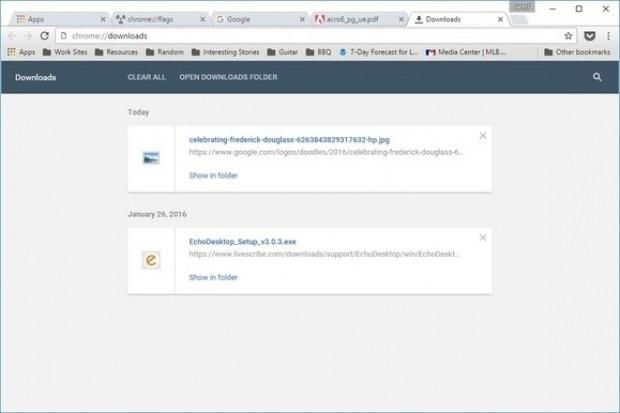 Güncellenen Yeni Chrome Böyle Olacak - Page 3