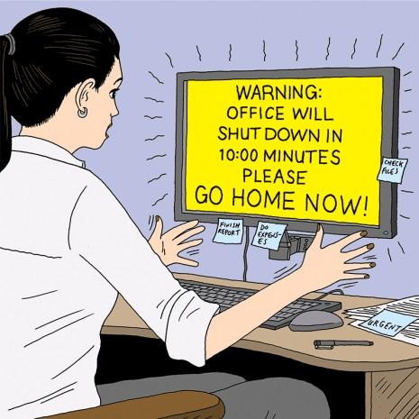 Günde sadece 6 saat çalışan ülke! - Page 1