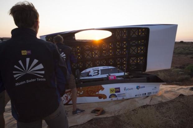 Güneş enerjili araçlar yarıştı işte galip! - Page 4