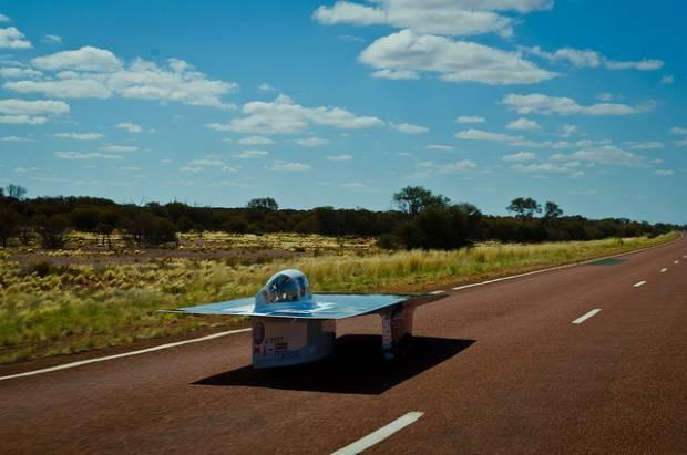 Güneş enerjili yarış otomobilleri - Page 2