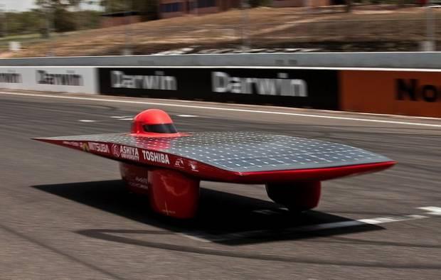 Güneş enerjili yarış otomobilleri - Page 4