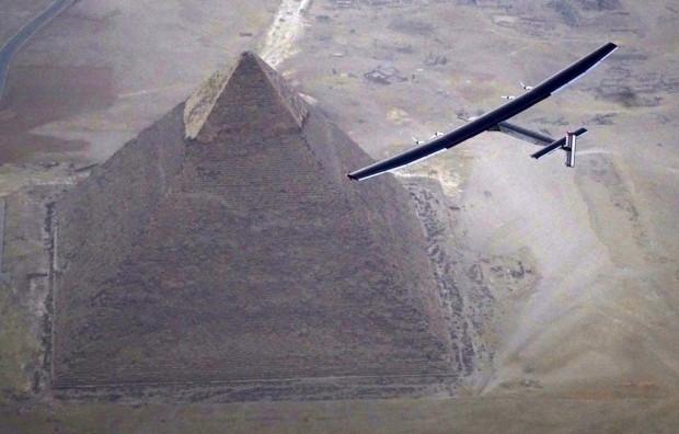 Güneş enerjisi ile uçan Solar Impulse 2'nin özellikleri - Page 1