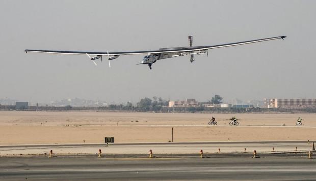 Güneş enerjisi ile uçan Solar Impulse 2'nin özellikleri - Page 3