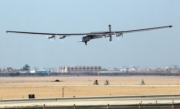 Güneş enerjisi ile uçan Solar Impulse 2'nin özellikleri - Page 4