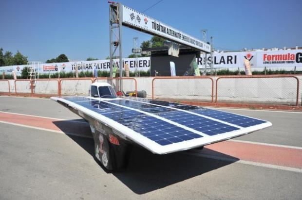 Güneş enerjisiyle çalışan araçlar - Page 2