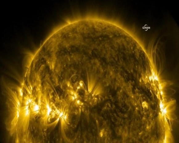 Güneş'i hiç böyle görmediniz - Page 2