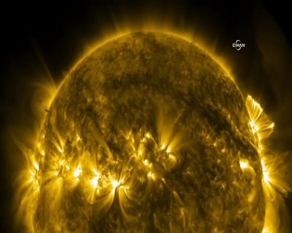 Güneş'i hiç böyle görmediniz - Page 3