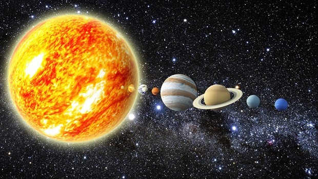 Güneş Sistemi'nde şaşırtan keşif - Page 1