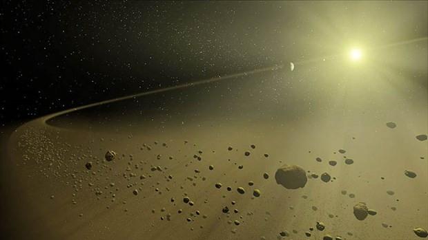 Güneş Sistemi'nde şaşırtan keşif - Page 2