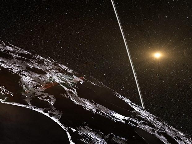 Güneş Sistemi'nde şaşırtan keşif - Page 4