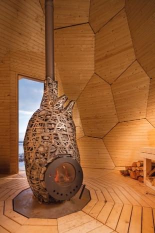 Güneş Yumurtası isimli sauna hayranlık uyandırdı - Page 3