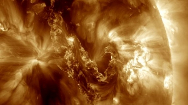 Güneş'te büyük patlama - Page 3