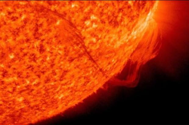 Güneş'te meydana gelen patlamalar Dünya'yı tehdit ediyor! - Page 4