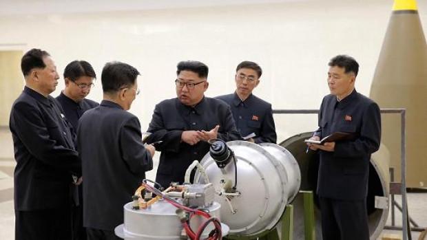 Güney Kore'yi, Kuzey Kore'den kurtaracak bomba! - Page 4