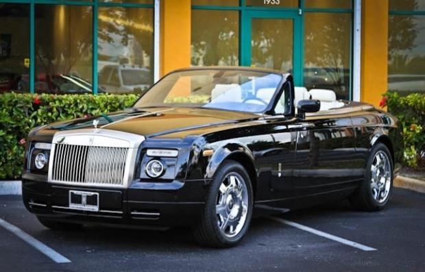 Günlüğü bir araba ederindeki dünyanın en pahalı 7 kiralık otomobili - Page 4