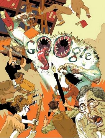 Günümüz dünyası ve insanlarına gerçekçi bir bakış açısıyla yaklaşan sanatçının 15 çarpıcı çalışması - Page 1