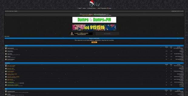 Hacker'lar çaldıkları bilgileri bu sitelerde satıyor! - Page 1