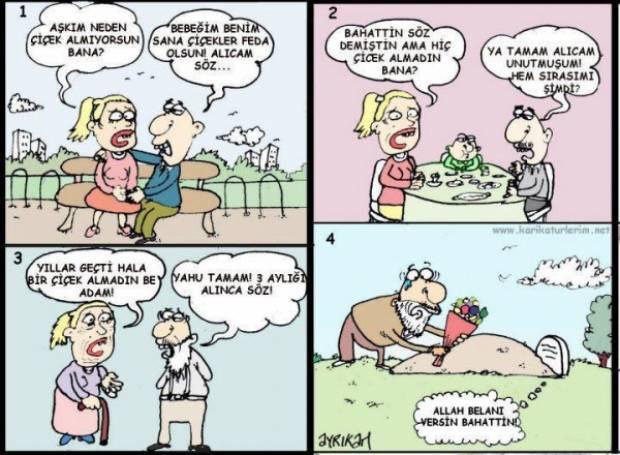 Haftanın güldüren karikatürleri :) - Page 1
