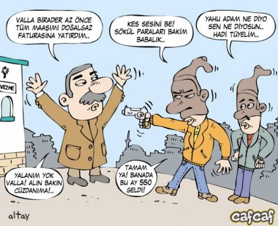 Haftanın güldüren karikatürleri :) - Page 3