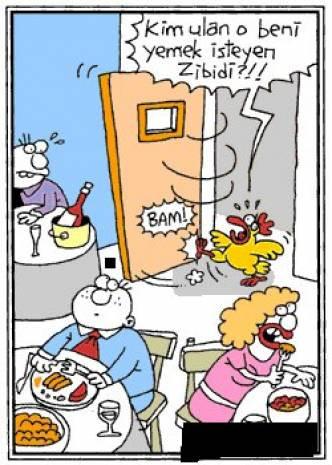 Haftanın güldüren karikatürleri :) - Page 4