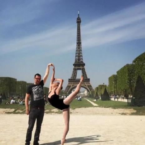 Hala dalga geçiyorlar!Paris'e gittiğine bin pişman oldu - Page 1