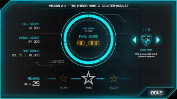 Halo: Spartan Assault'dan ekran görüntüleri - Page 1