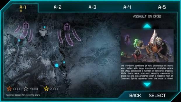 Halo: Spartan Assault'dan ekran görüntüleri - Page 2