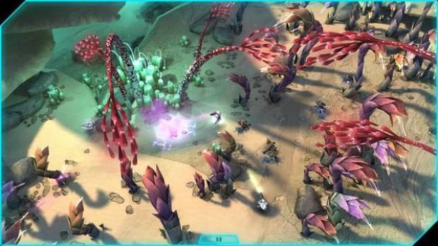 Halo: Spartan Assault'dan ekran görüntüleri - Page 4