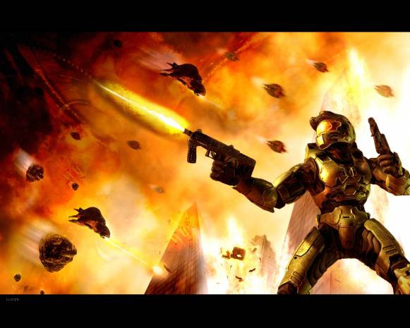 Halo'dan Muhteşem Duvar Kağıtları - Page 3