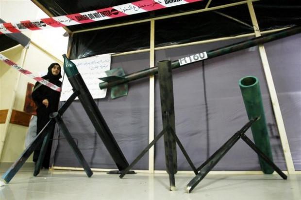 Hamas müzesinde silahlarını tanıttı! - Page 3