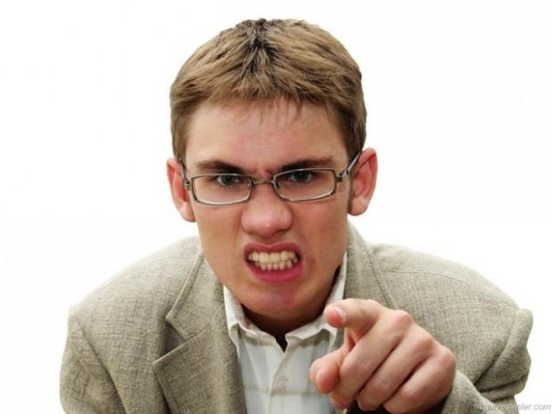 Hangi tip öfkeye sahipsiniz test et! - Page 1