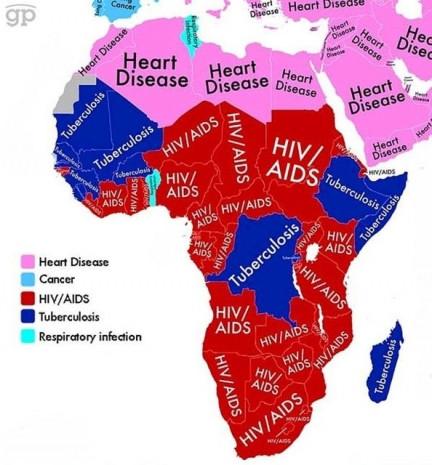 Hangi ülke insanı en çok hangi hastalıktan ölüyor? - Page 2