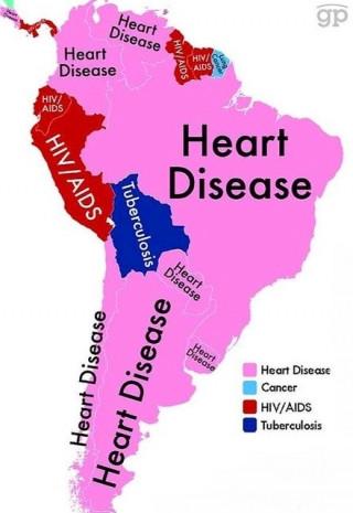 Hangi ülke insanı en çok hangi hastalıktan ölüyor? - Page 4