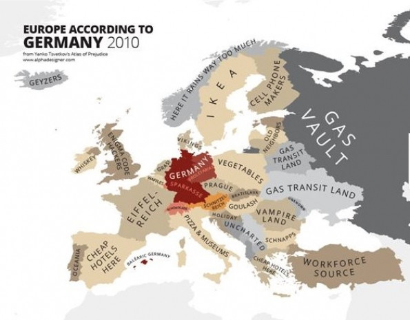 Hangi ülke Türkiye'yi nasıl görüyor? - Page 4