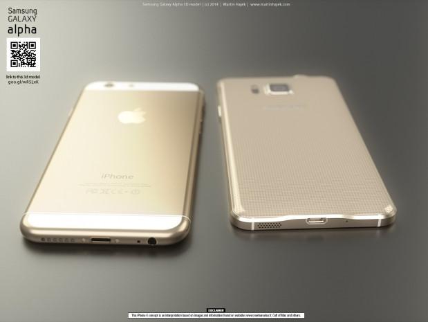 Hangisi daha iyi? iPhone 6 vs Galaxy Alpha - Page 4