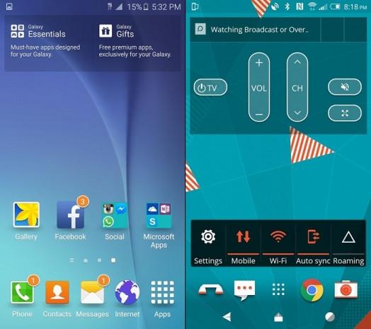 Hangsi daha iyi? HTC Sense 7.0 ve yeni TouchWiz arayüz karşılaştırması - Page 3