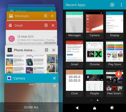 Hangsi daha iyi? HTC Sense 7.0 ve yeni TouchWiz arayüz karşılaştırması - Page 4