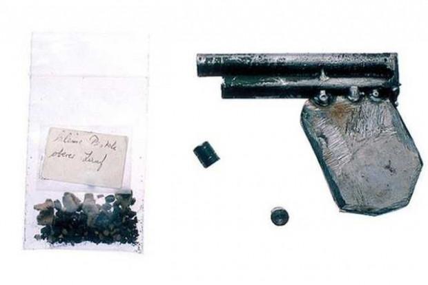 Hapishanelerde mahkumlar tarafından yapılmış ilginç silahlar! - Page 2