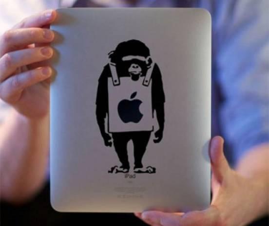 Harika iPad stickerları - Page 1
