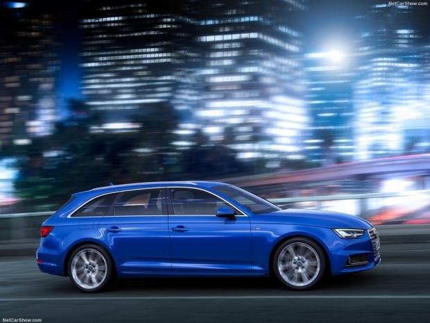 Harika tasarımıyla Audi A4 Avant (2016) - Page 3