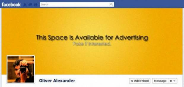 Harika tasarımlı Facebook kapak fotoğrafı!