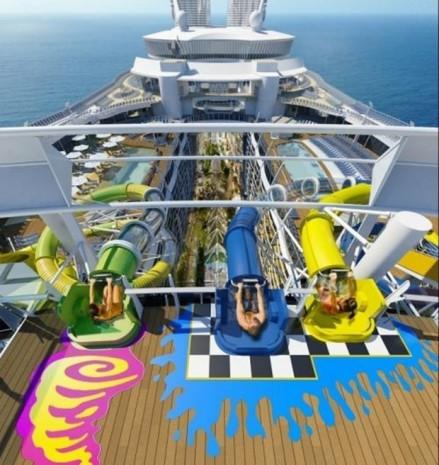 'Harmony of the Seas' Dünyanın en büyük gemisi! - Page 3