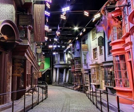 Harry Potter dünyasına yolculuk - Page 1