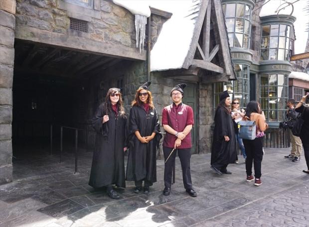 Harry Potter parkı sonunda açıldı! - Page 3