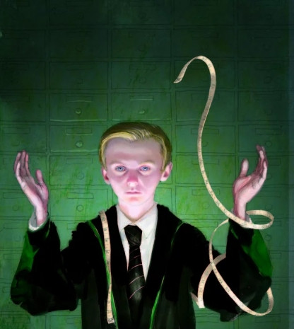 Harry Potter serisinin yeni çıkacak resimli kitabından İlk örnekler - Page 2