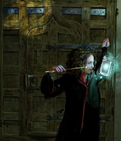 Harry Potter serisinin yeni çıkacak resimli kitabından İlk örnekler - Page 3