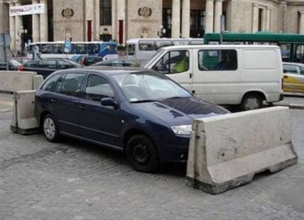 Hatalı park edenlere verilen muhteşem cezalar - Page 2