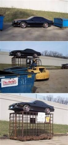 Hatalı park edenlere verilen muhteşem cezalar - Page 3