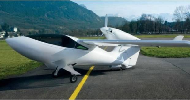 Havada, suda ve karada gidebilen uçak - Page 2