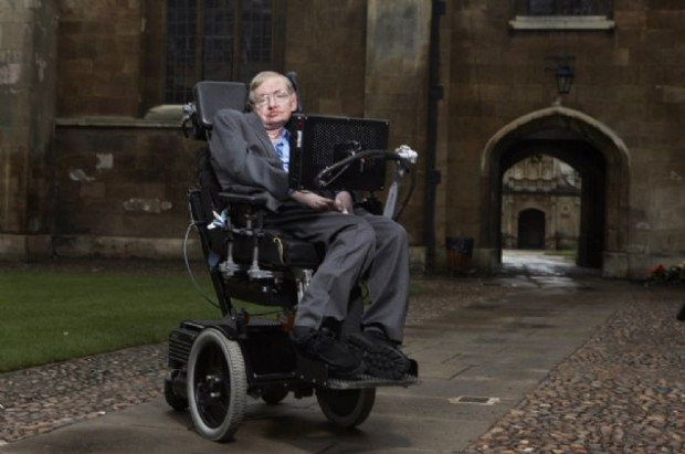 Hawking 50 yıl önceki doktora tezi site çökertti! - Page 4